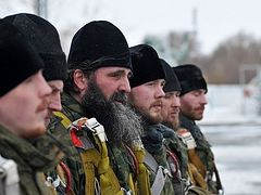 21 priests serve in Russian army