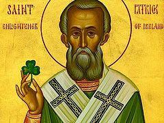 Святитель Патрикий, просветитель Ирландии