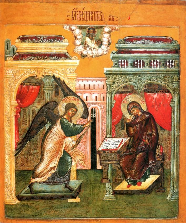 Икона последней трети XVII, Костромской музей