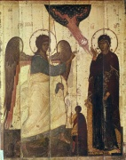 Homily on the Annunciation. The Power of the Cross of God's Love
