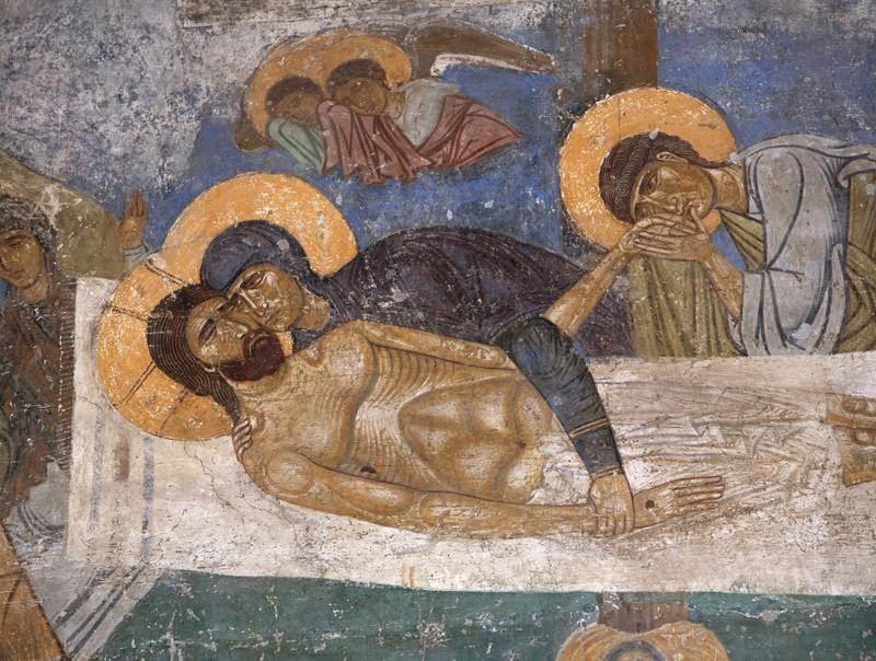 Великая Пятница. Оплакивание Христа