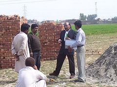 Land purchased for First Orthodox Church in Pakistan