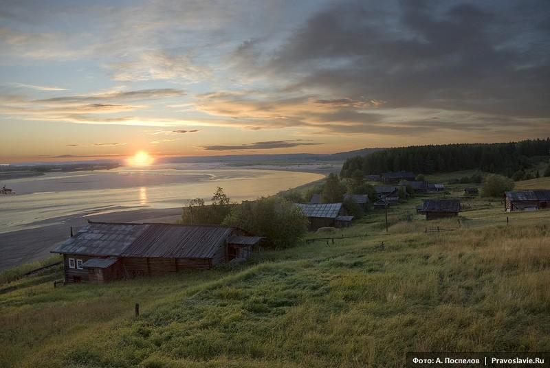 Село Усть-Нерманка