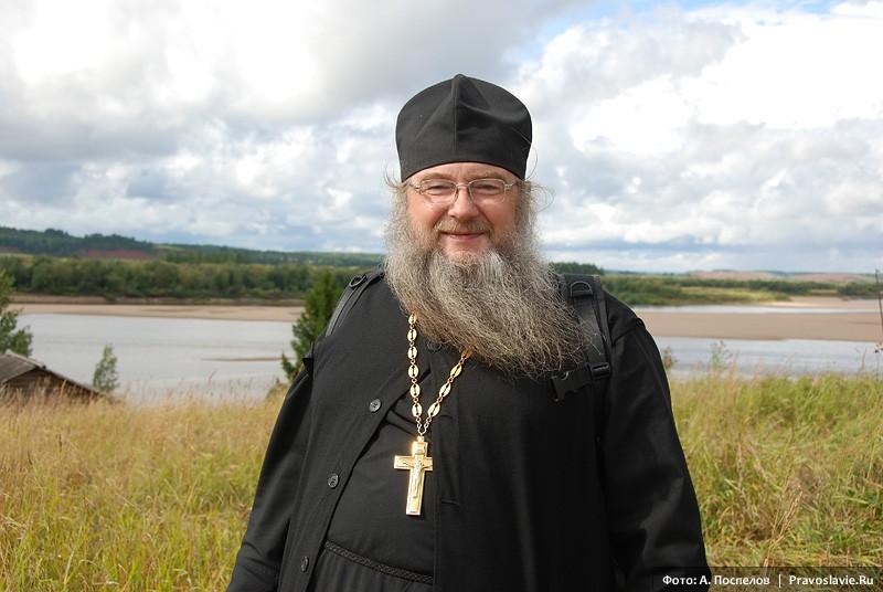 Отец Владимир Стрельников