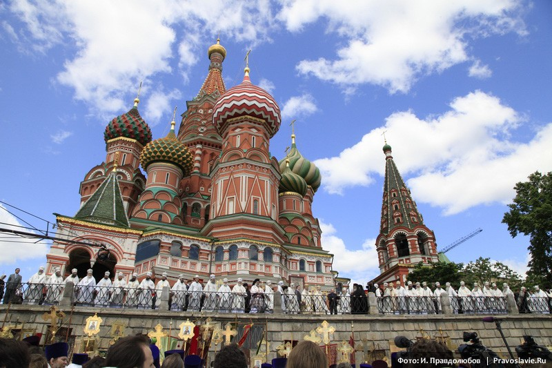 Храм св. Василия Блаженного