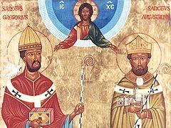 Святитель Августин, архиепископ Кентерберийский