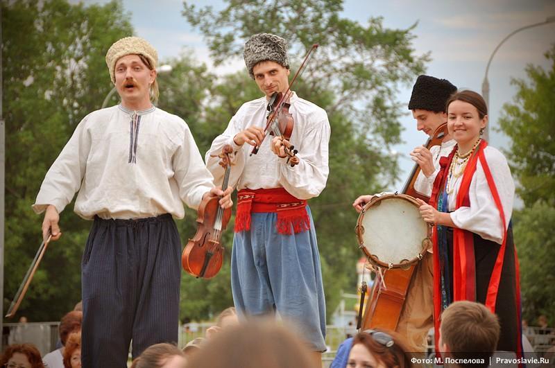 Украинский казачий коллектив «Гуляйгород»