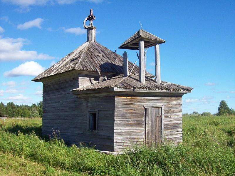 Деревня Крылово. Часовня (XIX в.)