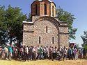 У цркви Свете великомученице Недеље у ораховачком селу Брњачи, у Метохији, прослављена храмовна слава