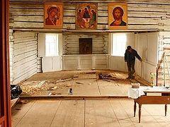 По «святым клубам» Онеги
