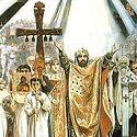 Equal of the Apostles Great Prince Vladimir, in Holy Baptism Basil, the Enlightener of the Russian Land