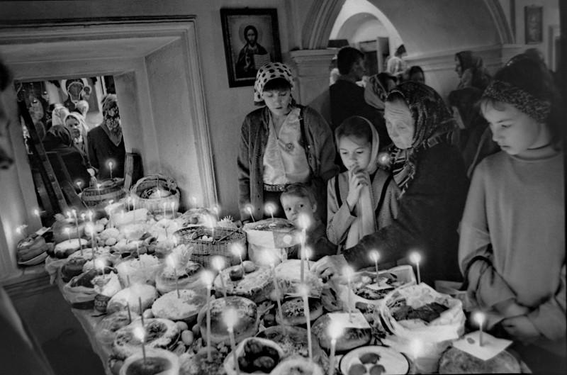 Χωριό Φάουστοβο, Ιερά Μονή Νοβο-Σολοβέτσκαγια Μαρτσούγκοβα Πούστιν, Μετόχι της Ιεράς Μονής Μεταμόρφωσης του Σωτήρος Σολοβέτσκιϊ