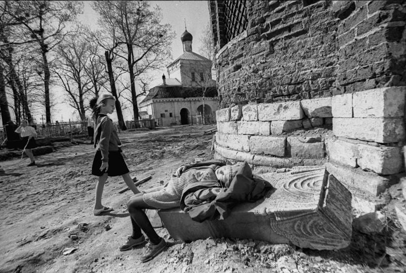 Костромская область. Троице-Сыпанов Пахомиево-Нерехтский монастырь