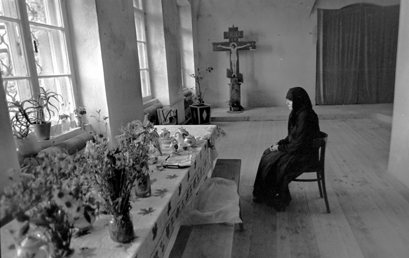 Ιερά Μονή της Αγίας Τριάδος και του Αγίου Παχομίου του Νέρεχτα στον οικισμό Σιπάνοβο