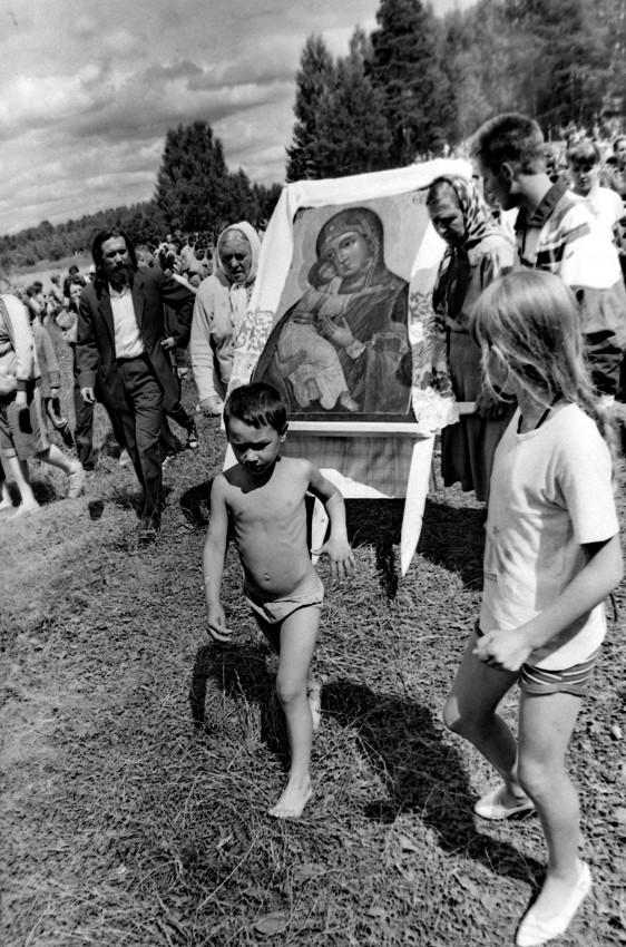 Πανηγύρι της Εικόνας της Παναγίας της Βλαντίμιρσκαγια