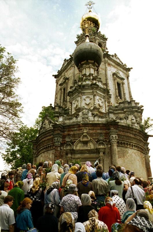 Ιερός Ναός της Αγίας Τριάδος στο χωριό Τρόιτσε-Λίκοβο