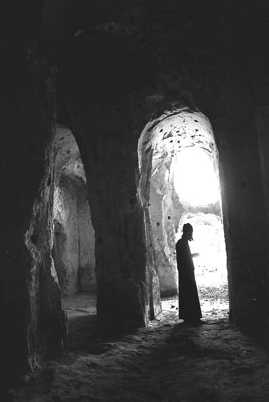 Дивногорский монастырь, пещерный храм