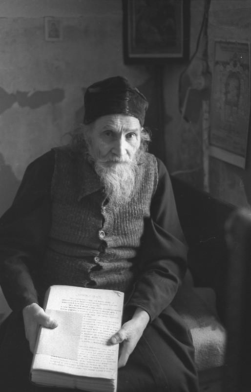 """Ιερά Μονή του Αγίου Λουκιανού """"Λουκιάνοβα Πούστιν"""". Μοναχός-ερημίτης"""