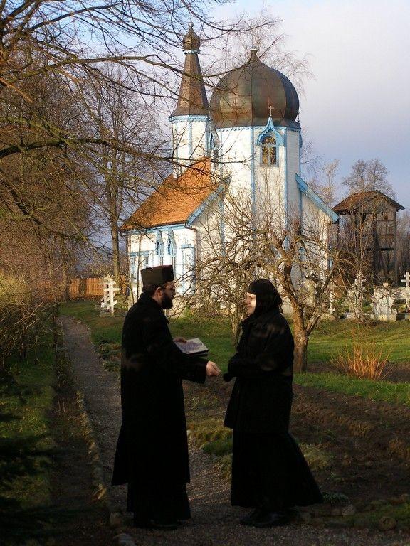 Монастырь Успения Пресвятой Богородицы в Войново