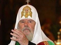 A bust to Patriarch Alexy II to be unveiled in Tallinn