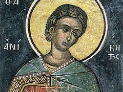 Homily on the day of holy martyrs Photius and Anicetus
