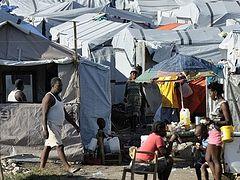 IOCC assesses short, long-term needs in Haiti, Gulf Coast states