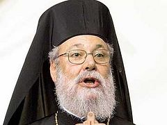 Cypriot priests agree to pay cut