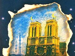 «Мечеть Парижской Богоматери»: антиутопия? скандал? предупреждение?