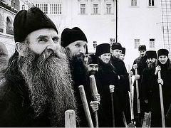 Монашеское братство Аввы Сергия