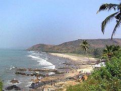 Пляж, как место вразумления