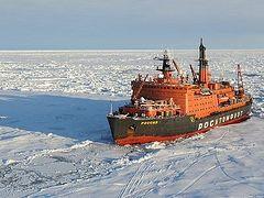 Освящение Русской Арктики