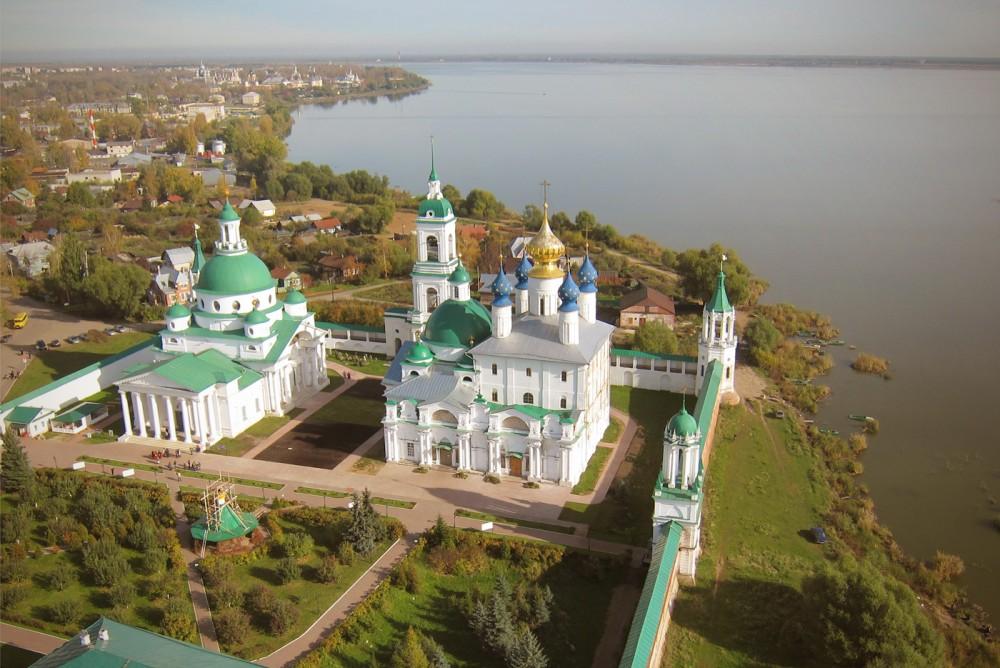Спасо-Яковлевский монастырь