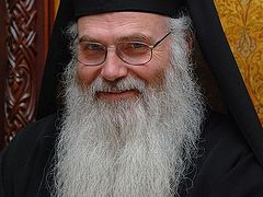 Митр. Николай Месогейский: «Если собор не Святой – не будет он и Великим»