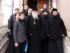 Theological Study, the Spiritual Life, and Russia Today: A Conversation with Fr. Gabriel (Bunge)