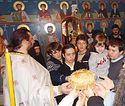 Слава у манастиру Светих Архангела код Призрена