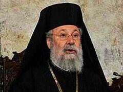 Архиепископ Хризостом вновь призвал остановить уничтожение христианского наследия Кипра