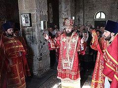 Епископ Феофилакт: Если Россия – храм, то предгорья Кавказа – амвон