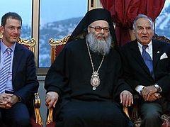 New Greek Orthodox patriarch elected