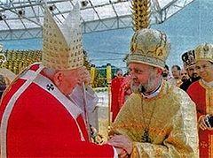 О подготавливаемом Ватиканом соединении Православной и Римско-католической церквей