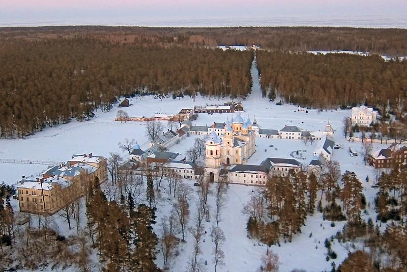 Коневский Рождество-Богородичный монастырь