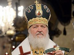 Слово в день памяти святителя Московского Петра в Успенском соборе Кремля