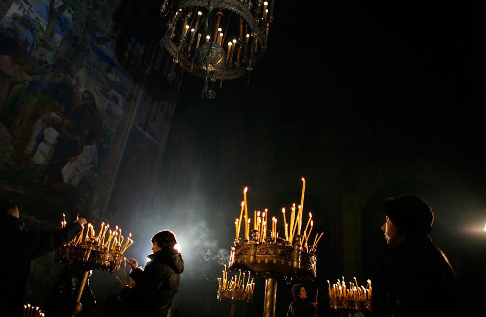 Собор св. Александра Невского, София, Болгария