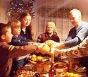 Бадњи дан и Божић у Ораховачком крају