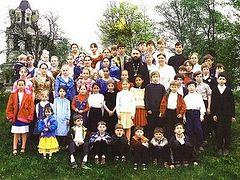 Самая большая семья в России