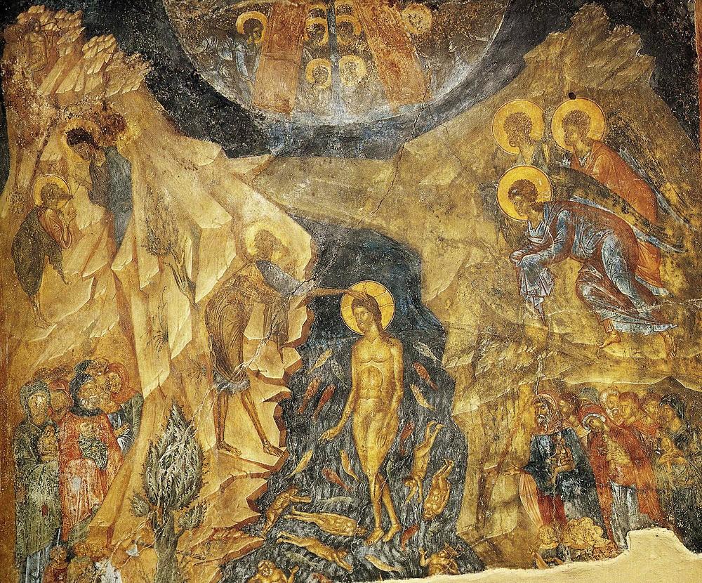 Мистра. Церковь Богоматери Перивлепты, XIV в.
